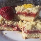Springtime Strawberry Bars