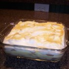 Banana Pudding I - A rich from-scratch recipe for vanilla pudding layered with vanilla wafers and sliced bananas. Just like Grandma used to make!