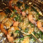 Fishboy's Beer Belly Shrimp - This recipe combines some of my favorite ingredients; beer, hot sauce and shrimp. Cooking with beer is always cool. Just remember not to waste that 1/4 can of beer that is left over!