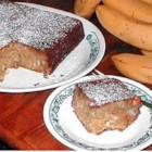 Jamaica Cake - This cake is made right in the pan.  No extra dishes to mess up and very good. A favorite at reunions, parties, etc.