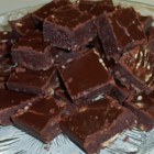 Old-Fashioned Chocolate Fudge - This fudge is easy to make and very delicious. Enjoy this with your loved ones. For best results be sure to use a candy thermometer.