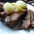 Perfect Rib Roast - This elegant roast has a zesty rub that perfectly complements the beef.