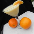 Orange Banana Smoothie - A delightful blend of orange and banana - filling enough to have as a breakfast!