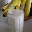 Banana Anna - Banana, honey and nutmeg are blended with milk in this healthy smoothie. Soy milk can be used if you prefer.