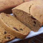 Aunt Jane's Brown Bread - Two dense, sweet brown loaves are the product of this old fashioned recipe.  Slice thinly and serve plain or topped with butter or sour cream.