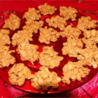 Butterscotch Drops - Melt butterscotch chips with peanut butter, stir in cornflakes, and you've got a quick and easy treat!
