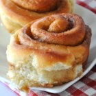 Buttermilk Cinnamon Rolls - A light buttermilk yeast dough starts you off on the right foot for these gooey rolls filled with brown sugar, cinnamon and butter.  Once assembled, they can be refrigerated overnight if need be, so you can wake up and pop them right in the oven.