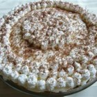 Black Bottom Pie IV - This irresistible pie has a doubly nice bottom. The pastry is made from spicy gingersnaps and the first layer of the pie is a yummy chocolate concoction covered with a light and airy rum filling. It 's then topped with whipped cream.