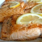 Super Simple Salmon - This is a very simple but delicious way to prepare fresh salmon using just a few ingredients from your pantry.