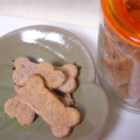 Dog Biscuits II - It may be difficult for your pet to wait for these tasty biscuits. They can be made with any type of cooked ground meat.