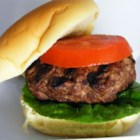 Delicious Grilled Hamburgers - This is a great no-nonsense Summer recipe. Just juicy, smoky, grilled hamburgers. Serve on buns with your favorite toppings.