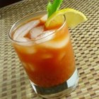 Classic Bloody Mary - If you want to spice up that tomato juice, just use this recipe.
