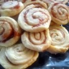 Apricot-Filled Pinwheels