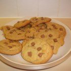 Soft Chocolate Chip Cookies II - These are soft and chewy chocolate chip cookies delivered through a classic recipe for America's number one cookie!