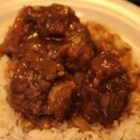 Jamaican Oxtail with Broad Beans - This is a  traditional Jamaican dish I was taught to cook by my grandmother.