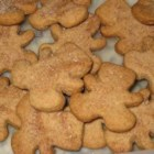 Swedish Cookies (Brunscrackers) - These Scandinavian sugar cookies are simple to make, just form them into bars and cut after baking.  This is a recipe that my husband's nana has made for years. They are the easiest cookies I have ever made.  The ingredients were harder to find than it was to make the cookies. They are like potato chips, you cannot eat just one!