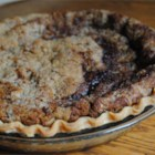 Shoofly Pie V - A classic Pennsylvania Dutch pie made with molasses, brown sugar and butter.