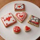 Thick Cut-Outs - A big batch of big thick sugar cookies. These are THE big soft sugar cookies you have been looking for. Frost them while warm and sprinkle with colored sugar.