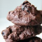Chocolate Chocolate Chip Cookies I - These cookies are great...you get a double dose of chocolate! My kids love them.