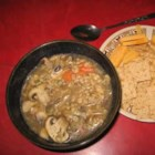 Mushroom Barley Soup - This hearty soup is a great way to warm you up on a winter day!