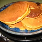 Graham Griddle Cakes - I've been making these for years. They are very tasty and have a great nutty flavor.