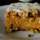Carrot Cake XI - Everyone tells me this is the best carrot cake ever! Frost with your favorite Cream Cheese Frosting.