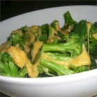 Tangy Broccoli - Cheesy broccoli with a kick!