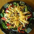 Southwest Chicken Salad II - This is by far the BEST, QUICKEST, and HARDIEST salad yet!