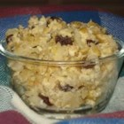 Creamy Family Style Rice Pudding - This creamy rice pudding is excellent at any time of the day!