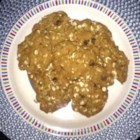 Oatmeal Cinnamon Drops - Sweet and chewy cookies.