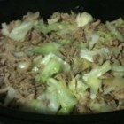 Kalua Pork - Savory pork butt with a smokey flavor.  Any coarse salt can be used in place of the Hawaiian sea salt.