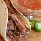 Kris' Amazing Shredded Mexican Beef - My husband grew up in southern California, and he says this shredded Mexican beef is the best he's ever had. Use it in burritos, tacos, salads and more.