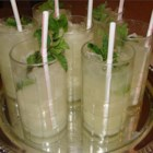 Alcohol-Free Mint Julep - An alcohol-free mint julep for you non-drinkers out there.... now you don't have to drink water and can enjoy the classic mint julep with a slight twist while watching the Kentucky Derby!