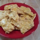 Old-Fashioned Peanut Brittle - Old-fashioned peanut brittle just like Grandma used to make--simple and good!!