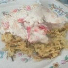 Garlic Creamed Chicken