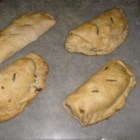 Cornish Pasty - A hearty combination of steak and veggies make the filling for these delicious individual pastries. The pastry rolls out beautifully, and bakes up golden brown. These are perfect for lunchboxes or a casual supper.