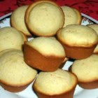Krissy's Best Ever Corn Muffins - These cornmeal muffins, laden with whole corn kernels, are sweet enough to serve for dessert!