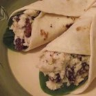 Turkey and Grape Wraps - Turkey sandwiches are great, but when you're ready for something else, try a light turkey and grape salad wrapped in a tortilla with spinach. It's an easy, quick, flavorful lunch.