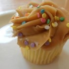 Caramel Frosting III - Use a candy thermometer for best results in making this quick recipe for caramel cake icing that goes well with chopped nuts.