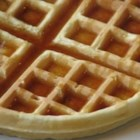 Emma's Belgian Waffles - These waffles taste wonderful, but are simple to make and include self-rising flour instead of yeast.