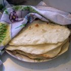 Tortillas I - This Mexican flatbread can be filled with almost any savory concoction.  You can make them thin or thick, or even puffy, depending on your preference. It is superior to any store-bought tortilla.