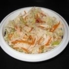 German Coleslaw - This recipe has been handed down through generations of German families in northern Idaho. Everyone around here makes it. It's good served either warm or cold.