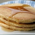 Whole Wheat Pancakes - These are very light and tender pancakes. These pancakes are excellent with maple syrup.