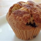 Streusel Topped Blueberry Muffins - A hint of lemon zest really perks up the blueberries in these cinnamon-sugar crowned muffins.