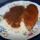 Slow Cooker Orange Chicken - Chicken breasts with orange soda and soy sauce served over rice. Gives chicken a wonderful flavor, and it is great for those days when you don't have a lot of time to prepare a meal.