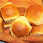 Cornish Splits - Delicious!  This recipe originated in Cornwall, England.