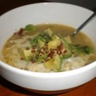 Sherry's Wild West Soup - My mother-in-law, Sherry, comes up with the best soup recipes.  She is the 'queen of soup'!  One of our family favorites is this hearty, rich and delicious soup.  A nice green salad on the side rounds out a perfect meal.