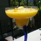 Larbo's Mango Margarita - This version of the Mexican classic includes mango and triple sec with tequila, instead of lime.