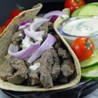 Greek Meat Main Dishes
