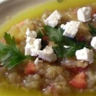 Photo of: Melitzanosalata Agioritiki (Athenian Eggplant Salad) - Recipe of the Day